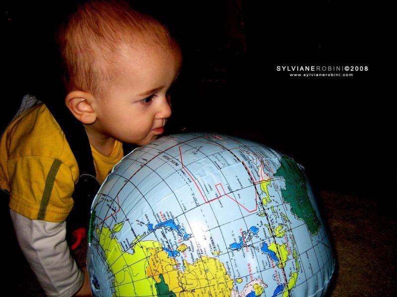 Pushing the World!