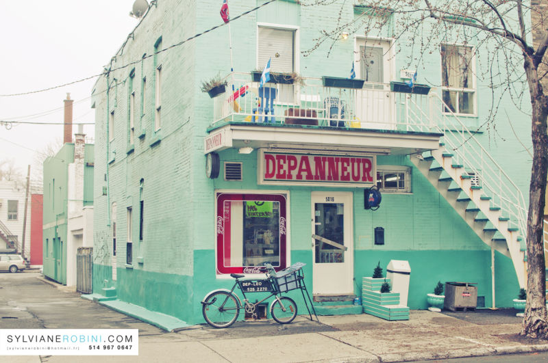 Urban style Montréal