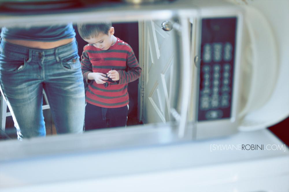 Microwave reflection