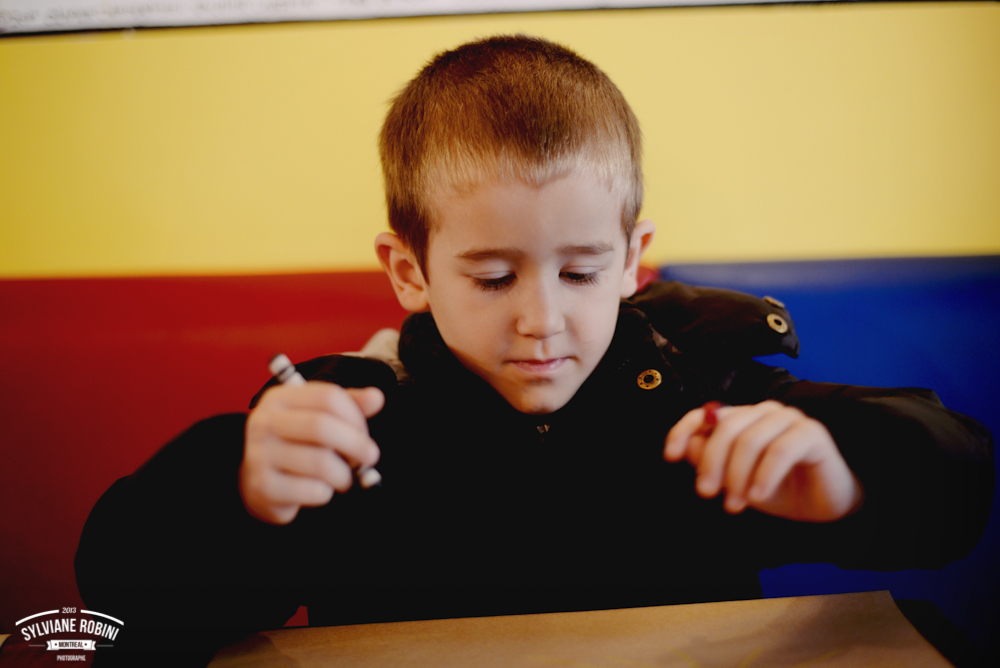 A lunch with Isaac