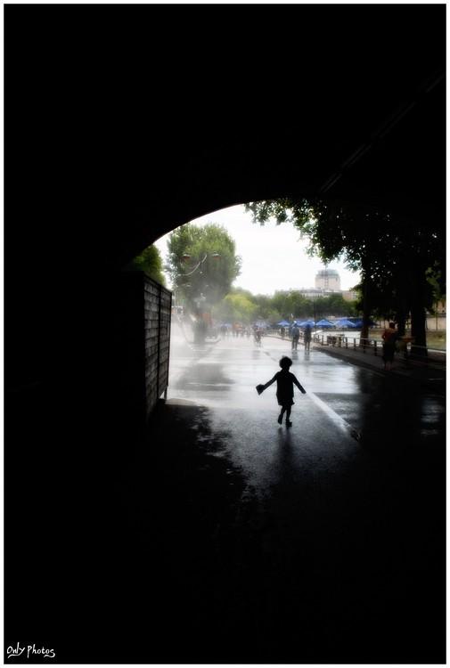 paris plage quai de seine