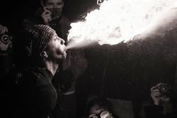 Les Photographes de la nuit du feu_ 2
