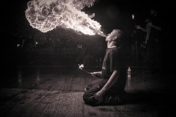 nuit du feu palais de tokyo