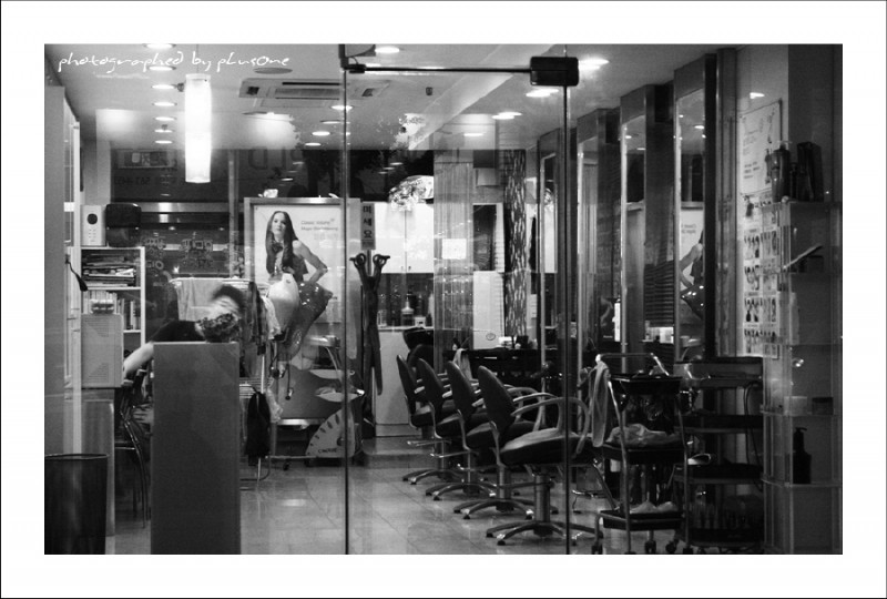 @ A Beauty Parlor