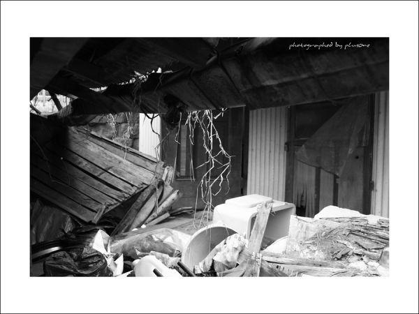 @ A Deserted House