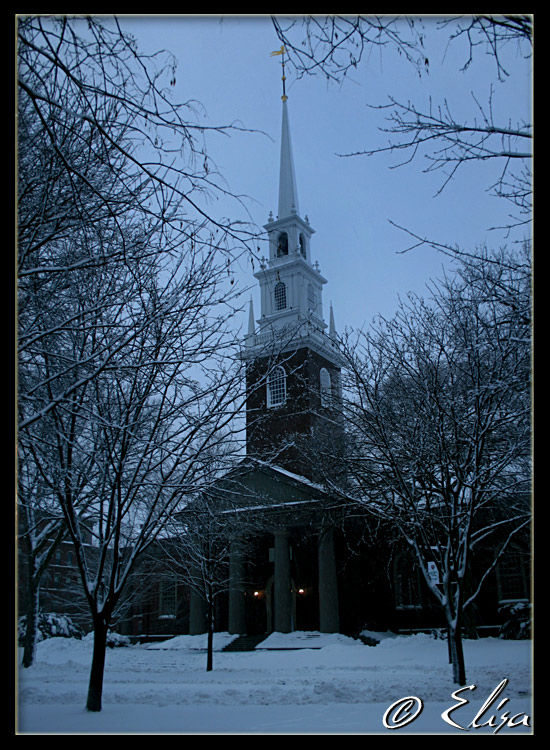 Harvard Memorial Church