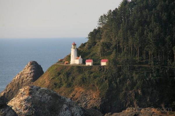 Oregon Lighthouses v