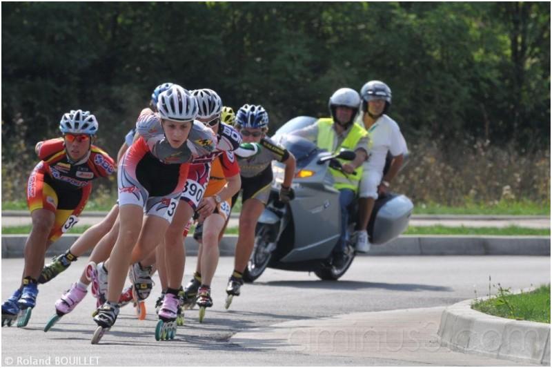 Roller Race in Besancon 3