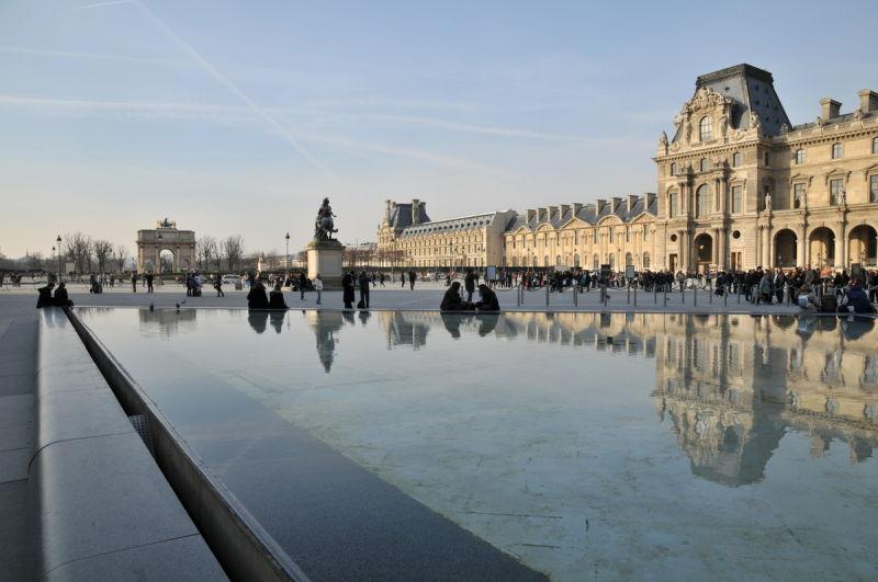 PARIS - Le Louvre