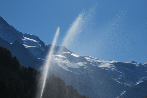 Soif de montagne (Mountains's thirst)