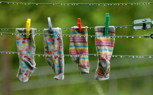 Les chaussette de l'archiduchesse...