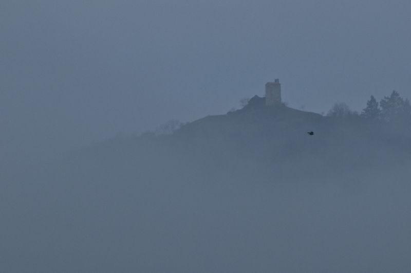 Brouillard céleste sur St Babel