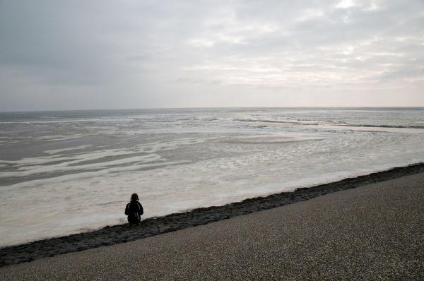 Face à la mer...