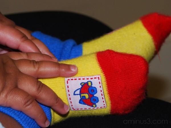 Little Hands/Little Feet
