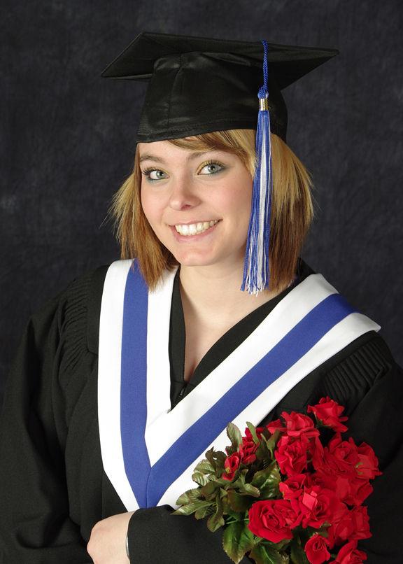 Amanda Graduates!