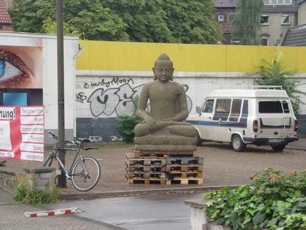 Boudha Germany Dusseldorf
