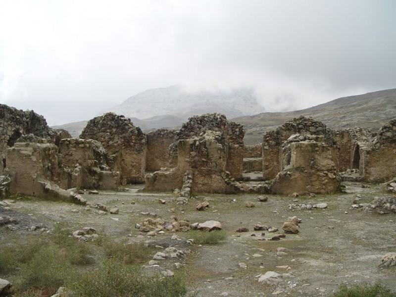 Prehistoric Town in Darehshahr, Ilam, West of Iran