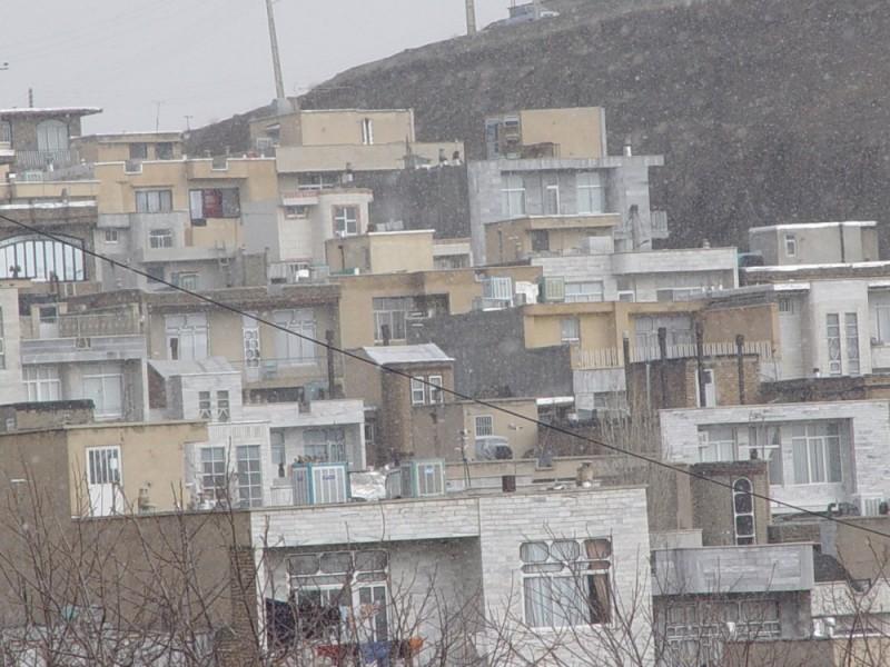 Urban Habitations in Sanandaj