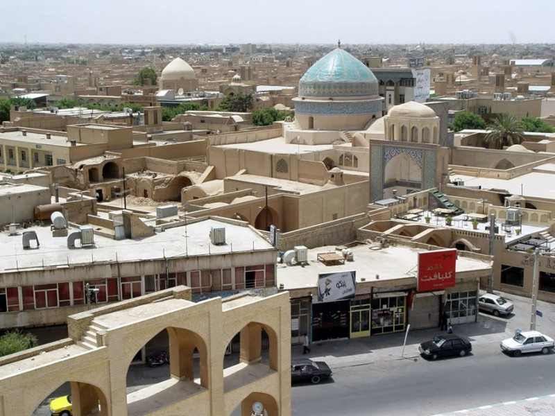 View of Yazd