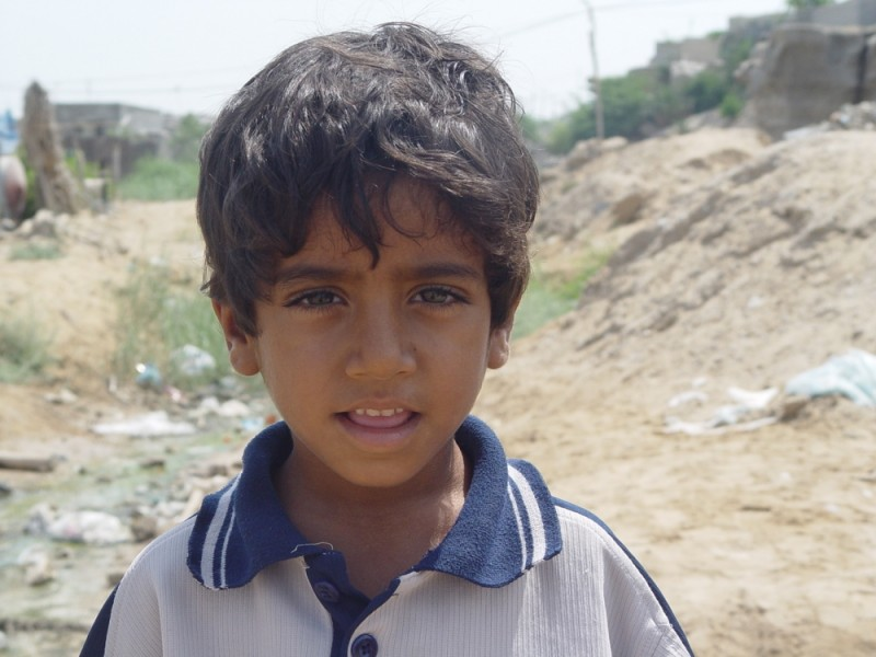 Suburb Boy in Bandar Abbas (3)