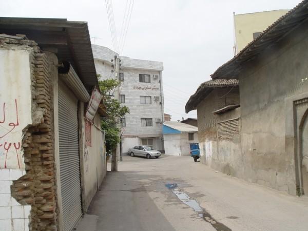 Suburb Street, Babolsar