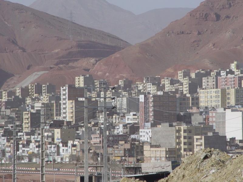City View, Tabriz