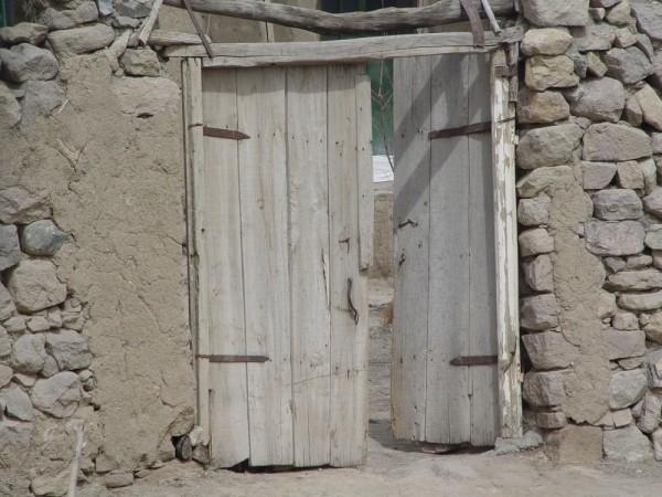 Door in Chaldoran