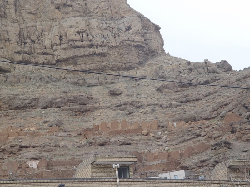 Makou Mountain in the City