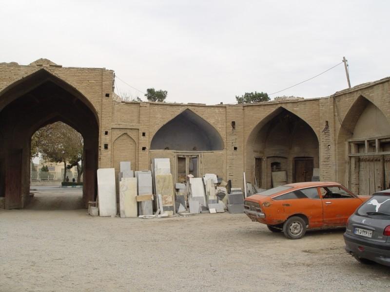 Old Caravanserai