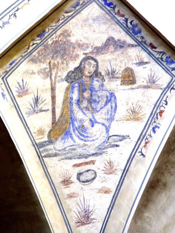 Tilework in Esfahan