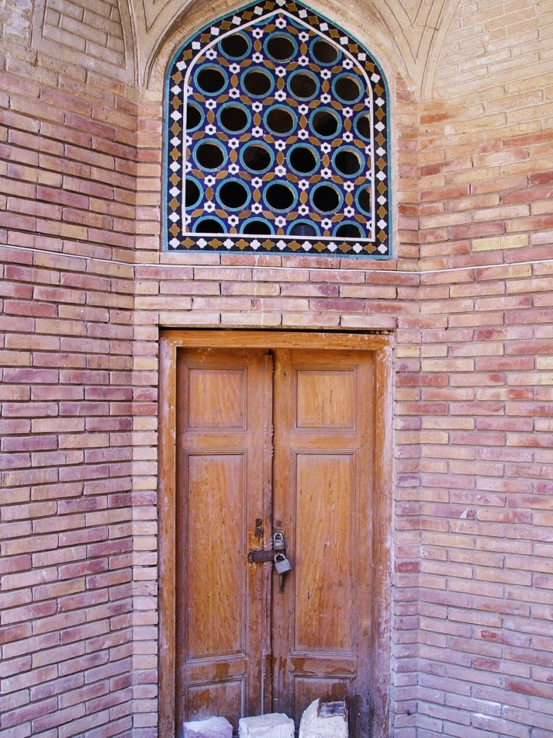 Door in Kerman
