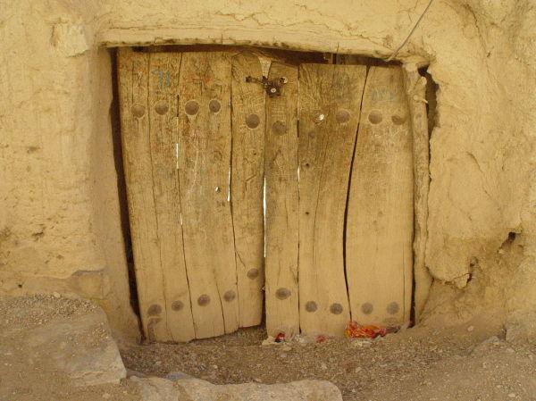 Door in Anjavan