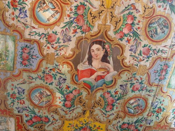 Narenjestan Museumum in Shiraz