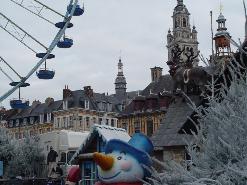 The City of Lille