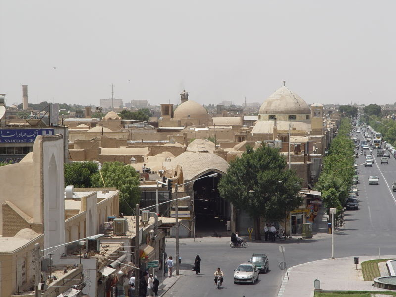 City of Yazd
