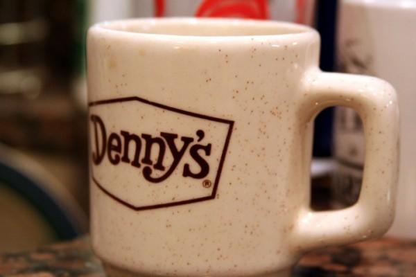 I Stole a Mug from Denny's