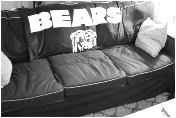 Bears, Couch