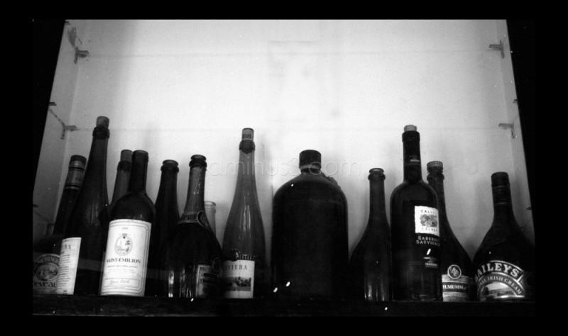 Range of bottle