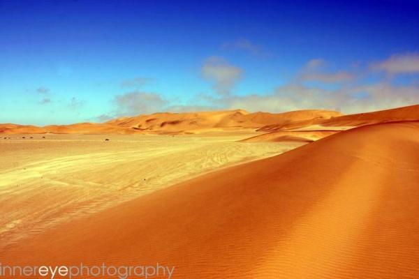beneath sand & sky