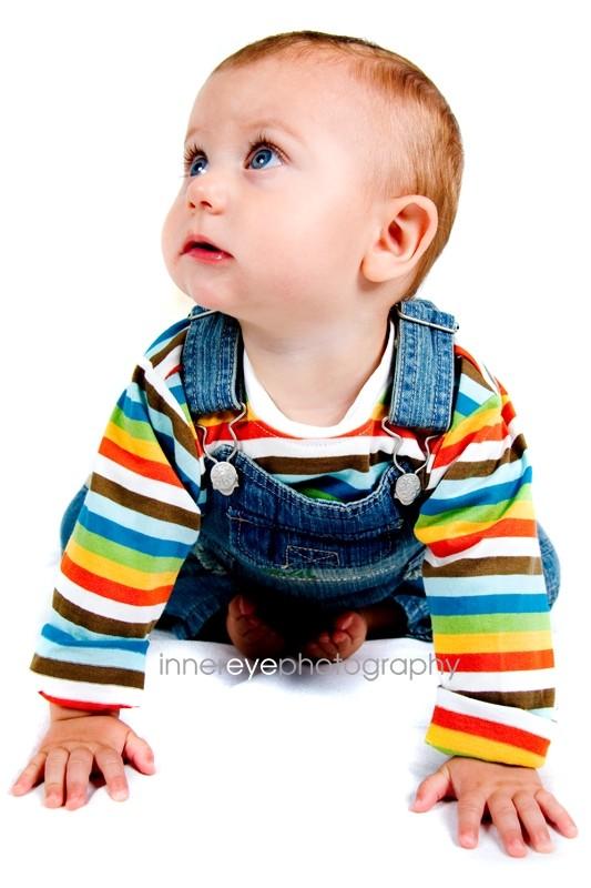 my zach @ 8 months