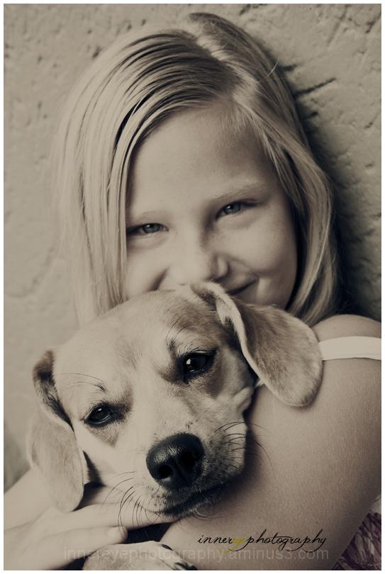 love my puppy