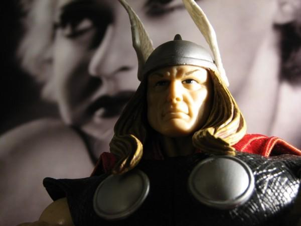 Thor and Bette Davis