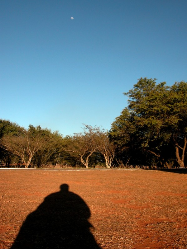 Selfportrait at Brasilia