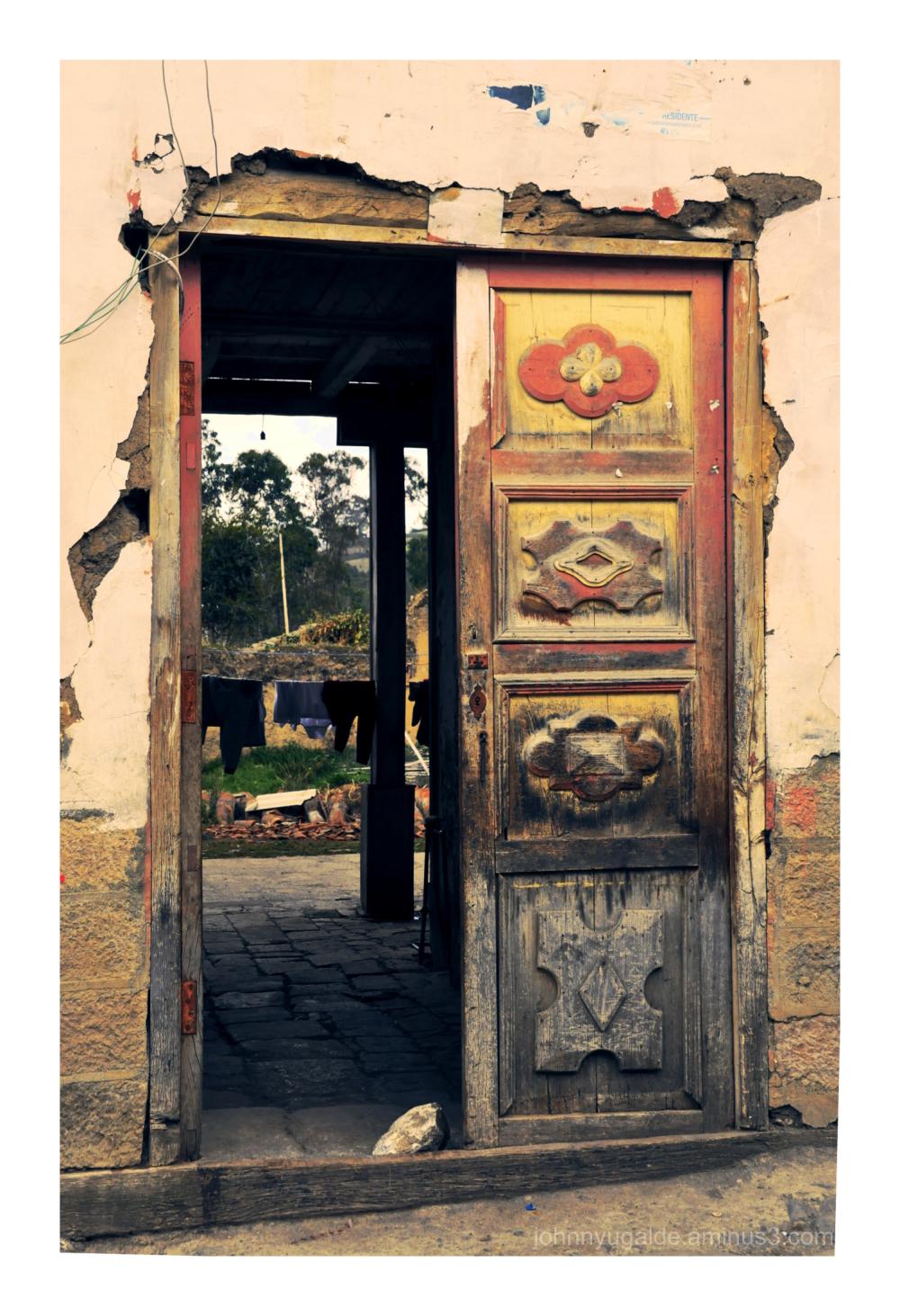 Puerta door