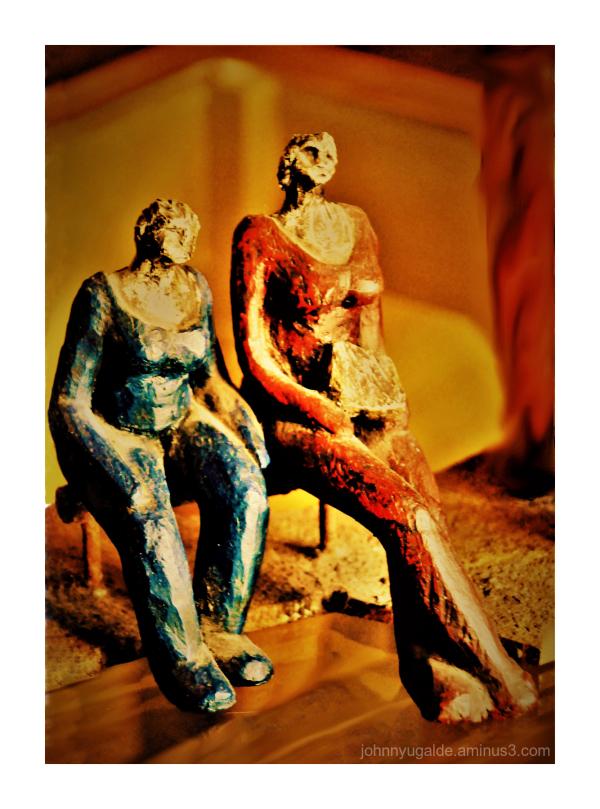 women scuplture