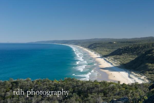 50km of beach