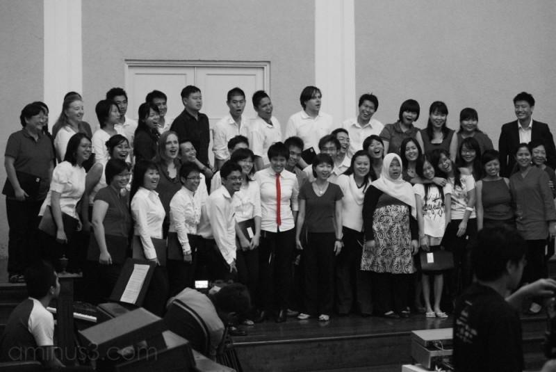 the complaints choir project