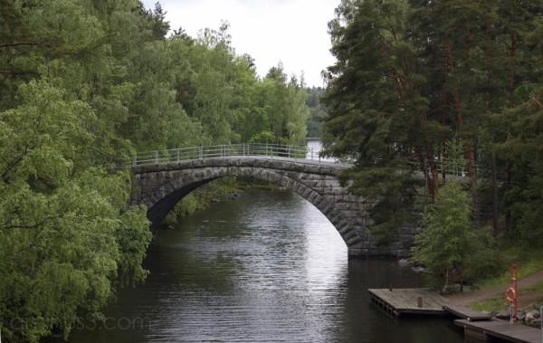 Aunessilta Bridge
