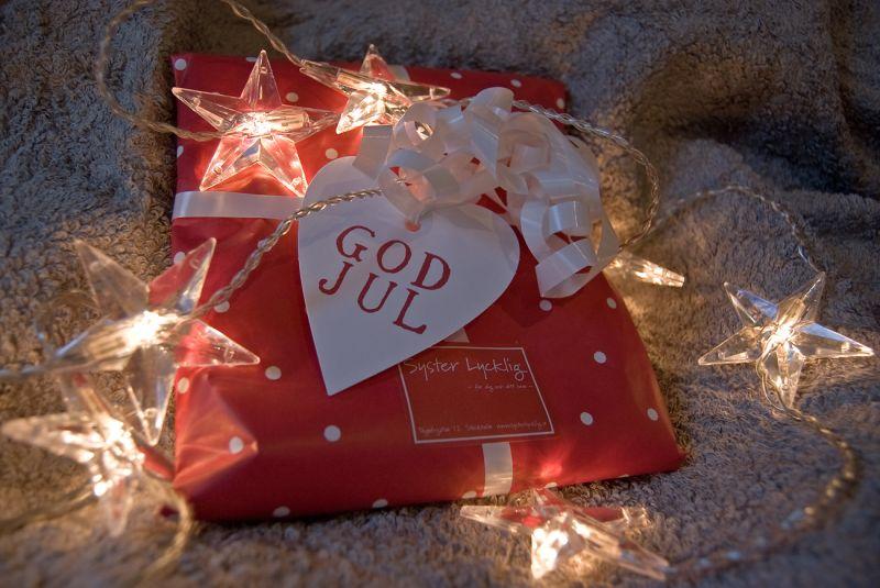 Hyvää Joulua! - God Jul! - Merry Christmas!