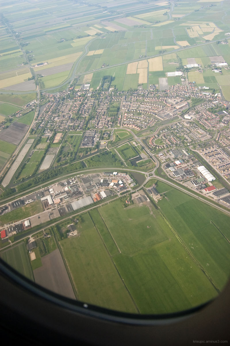 From the air IV